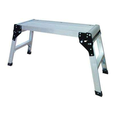 30 in. Aluminum Portable Work Platform