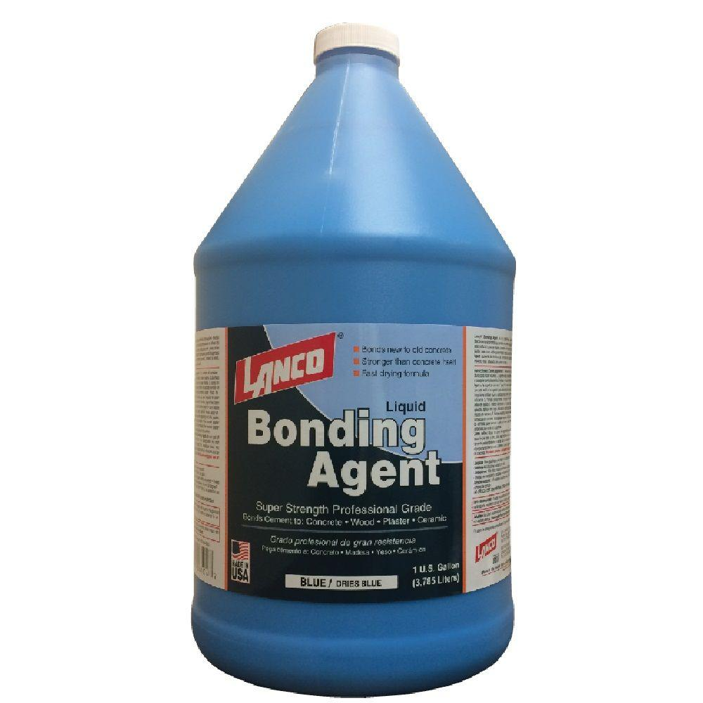 Lanco 1 Gal High Strength Blue Bonding Agent Cb610 4