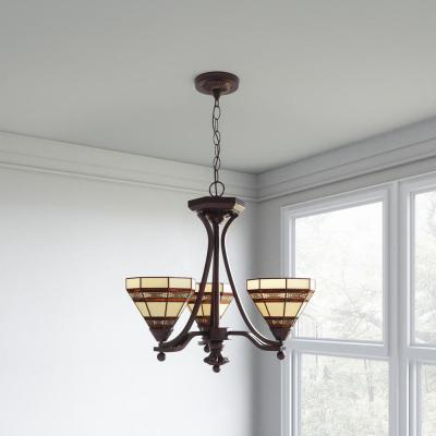 Addison 3-Light Oil Rubbed Bronze Chandelier