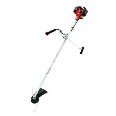 25.4cc Gas 2-Stroke Cycle Brush Cutter Trimmer