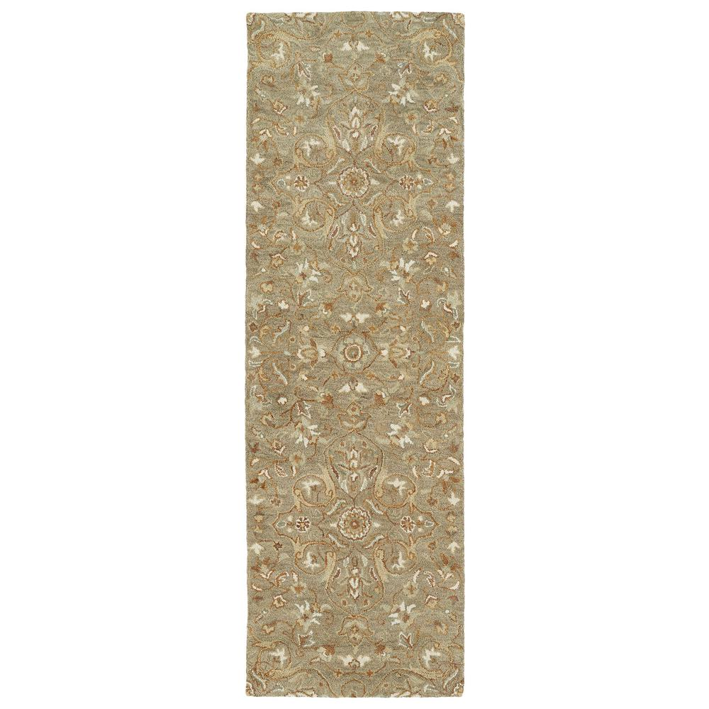 Helena Lt. Brown 2 ft. 6 in. x 8 ft. Runner