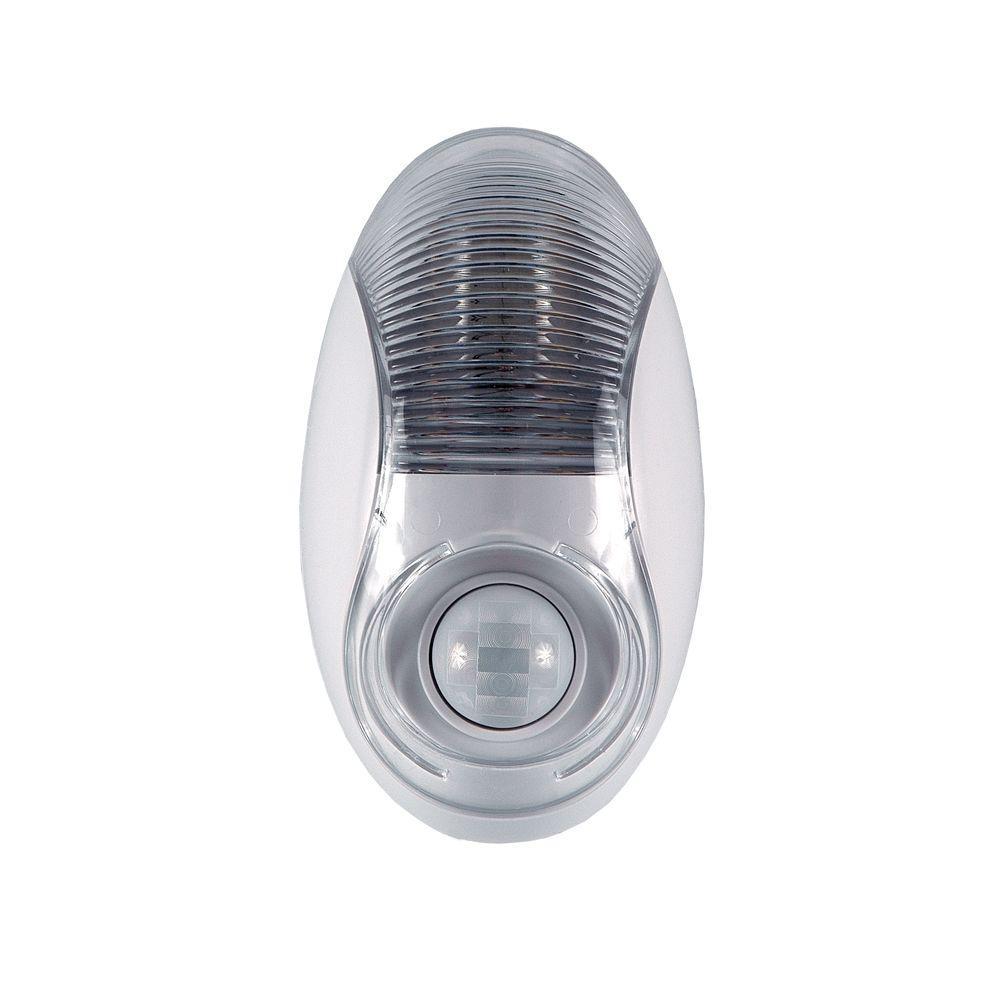 GE 0.5-Watt LED Night Light with Motion Sensor-DISCONTINUED