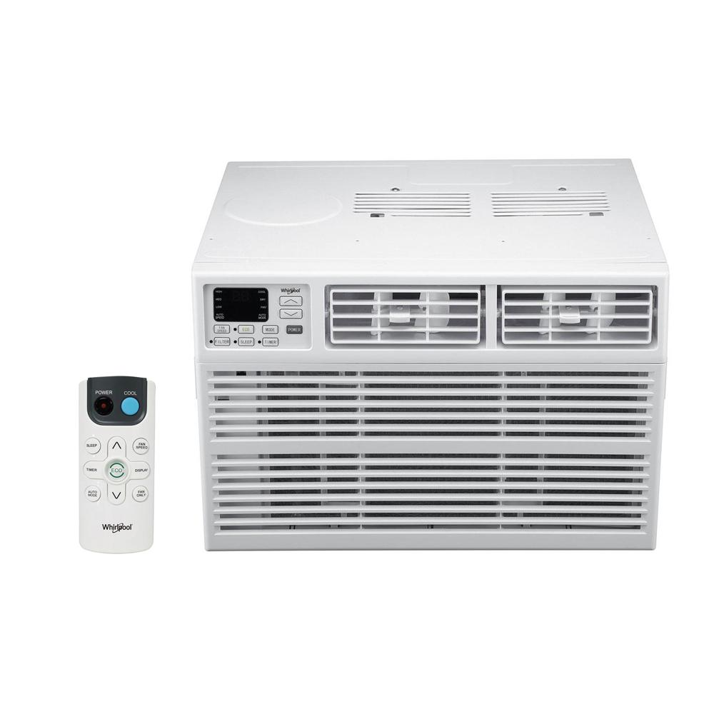 ENERGY STAR 12,000 BTU 115-Volt Window Air Conditioner with Dehumidifier and