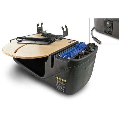 RoadMaster Car with Built-In Power Inverter and Printer Stand