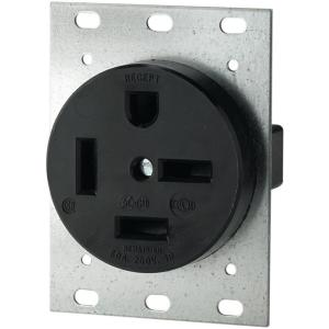 60 amp 250-volt 15-60 3-pole/4-wire power
