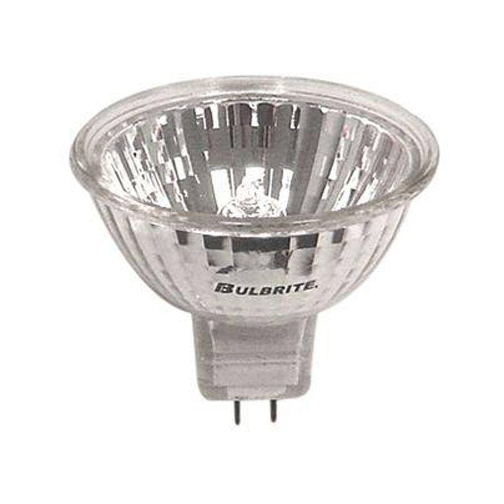 Bulbrite 20-Watt Halogen MR16 Light Bulb (10-Pack)
