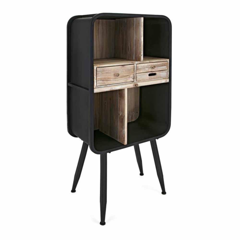 Black Bartlet Cabinet