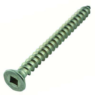 Internal Square Screws Fasteners The Home Depot