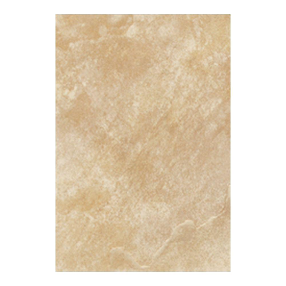 Continental Slate Persian Gold 12 in. x 18 in. Porcelain Floor