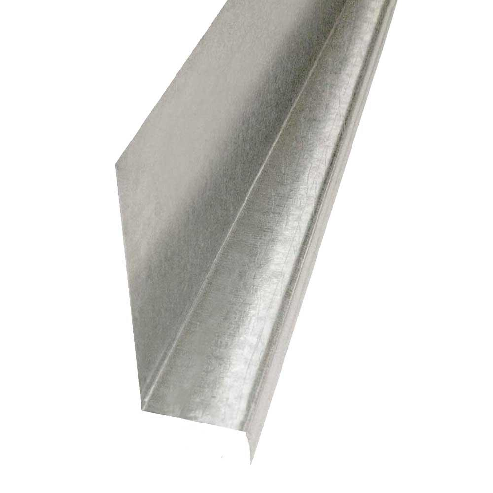 Gibraltar Building Products 3 4 In X 10 Ft Galvanized