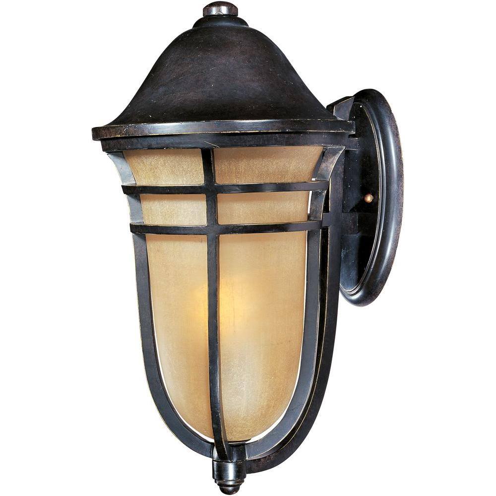 Maxim Lighting Westport Vx 1 Light Artesian Bronze Outdoor
