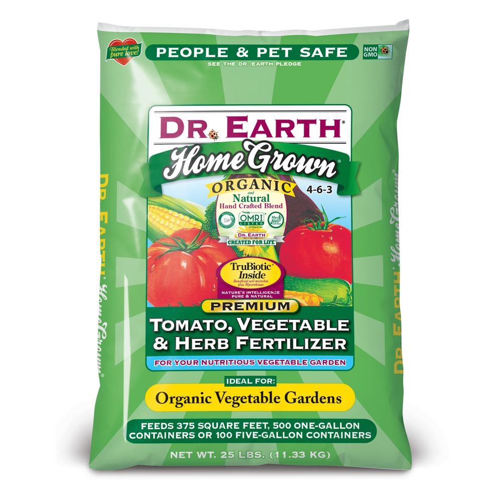 Why is organic vegetable garden for Vegetable garden fertilizer