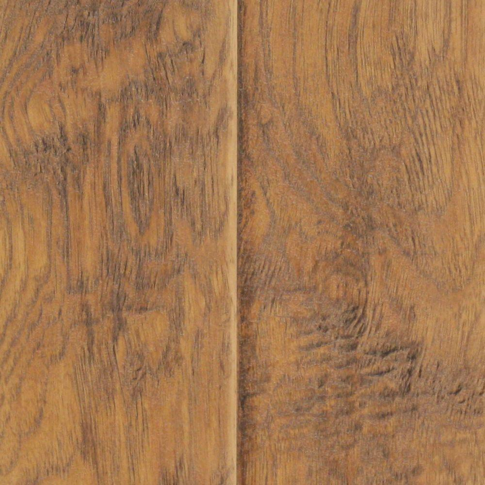 Innovations Lodge Hickory 8 mm Thick x 11-1/2 in. Wide x 46-1/2 in. Length Click Lock Laminate Flooring (18.60 sq. ft. / case)