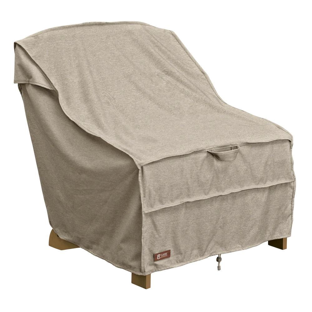 Patio Chair Foot Covers: Classic Accessories Montlake Adirondack Patio Chair Cover