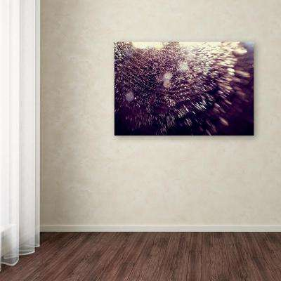 "30 in. x 47 in. ""Wishful Thinking"" by Beata Czyzowska Young Printed Canvas Wall Art"
