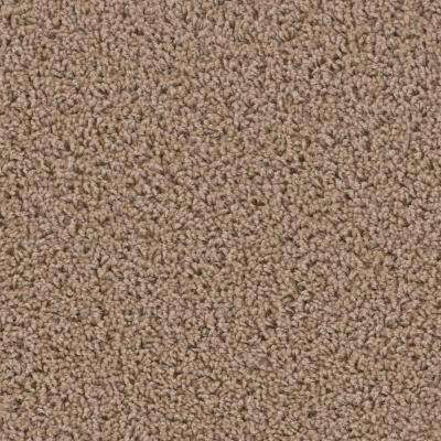 Charade - Color Pretend Twist 12 ft. Carpet