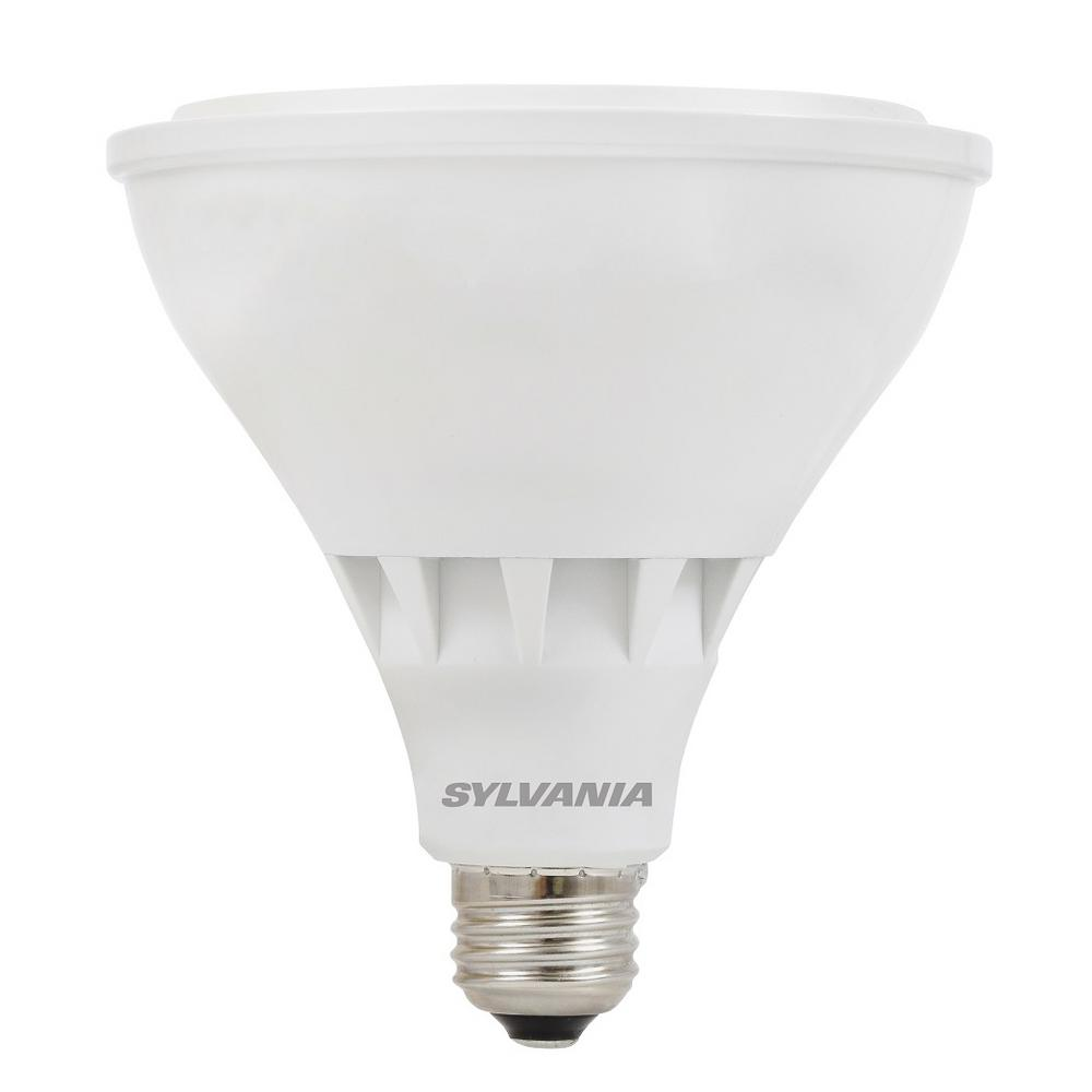 Sylvania 26W (250W Equivalent) White PAR38 LED Night