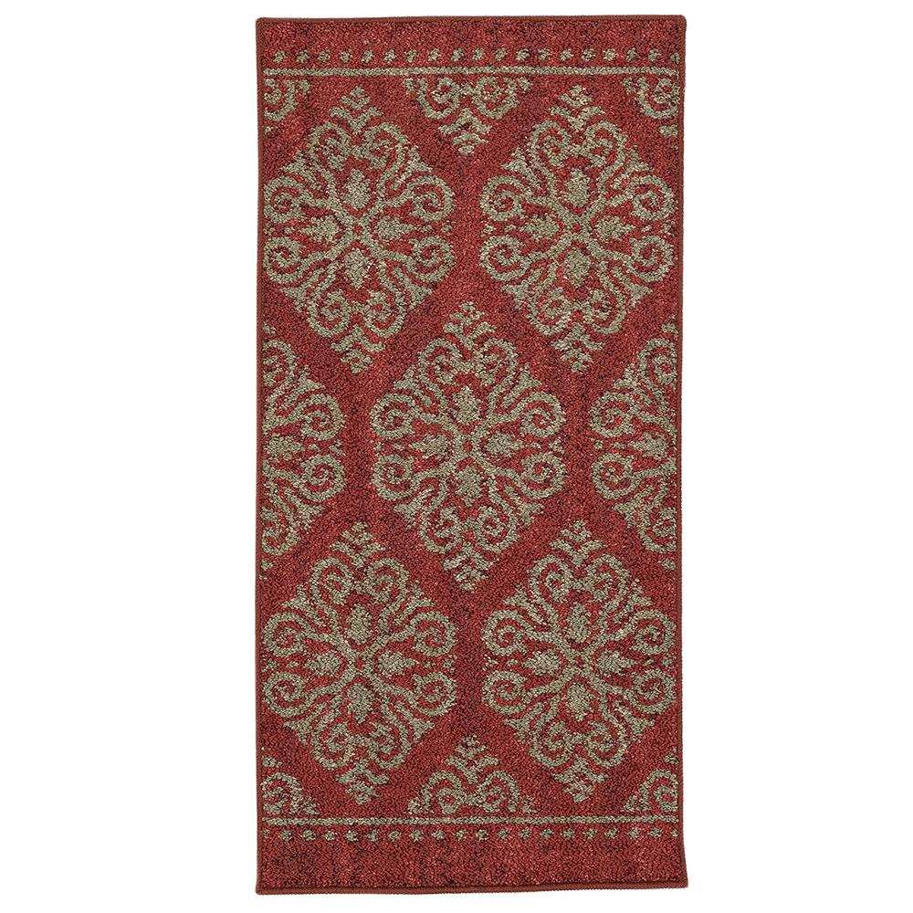 Home decorators collection taurus ruby russet 1 ft 8 in for Home decorators jules rug