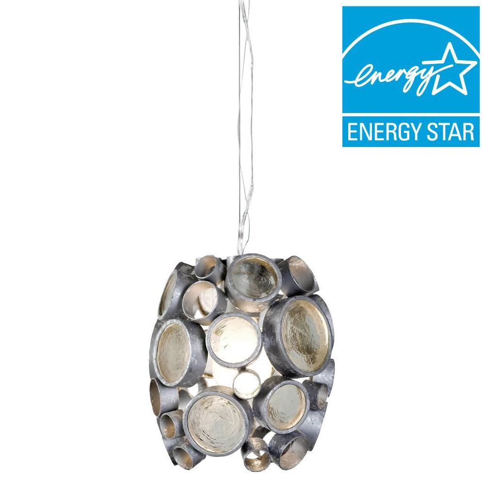 Varaluz Fascination 1-Light Nevada Mini Pendant