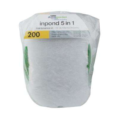 Inpond 5 in 1 200 Maintenance Kit
