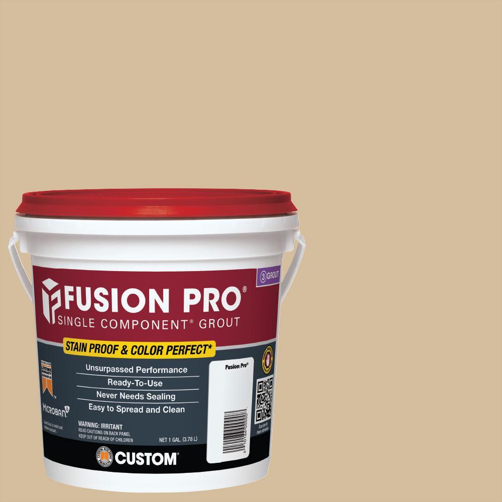 Fusion Pro #122 Linen 1 Gal. Single Component Grout