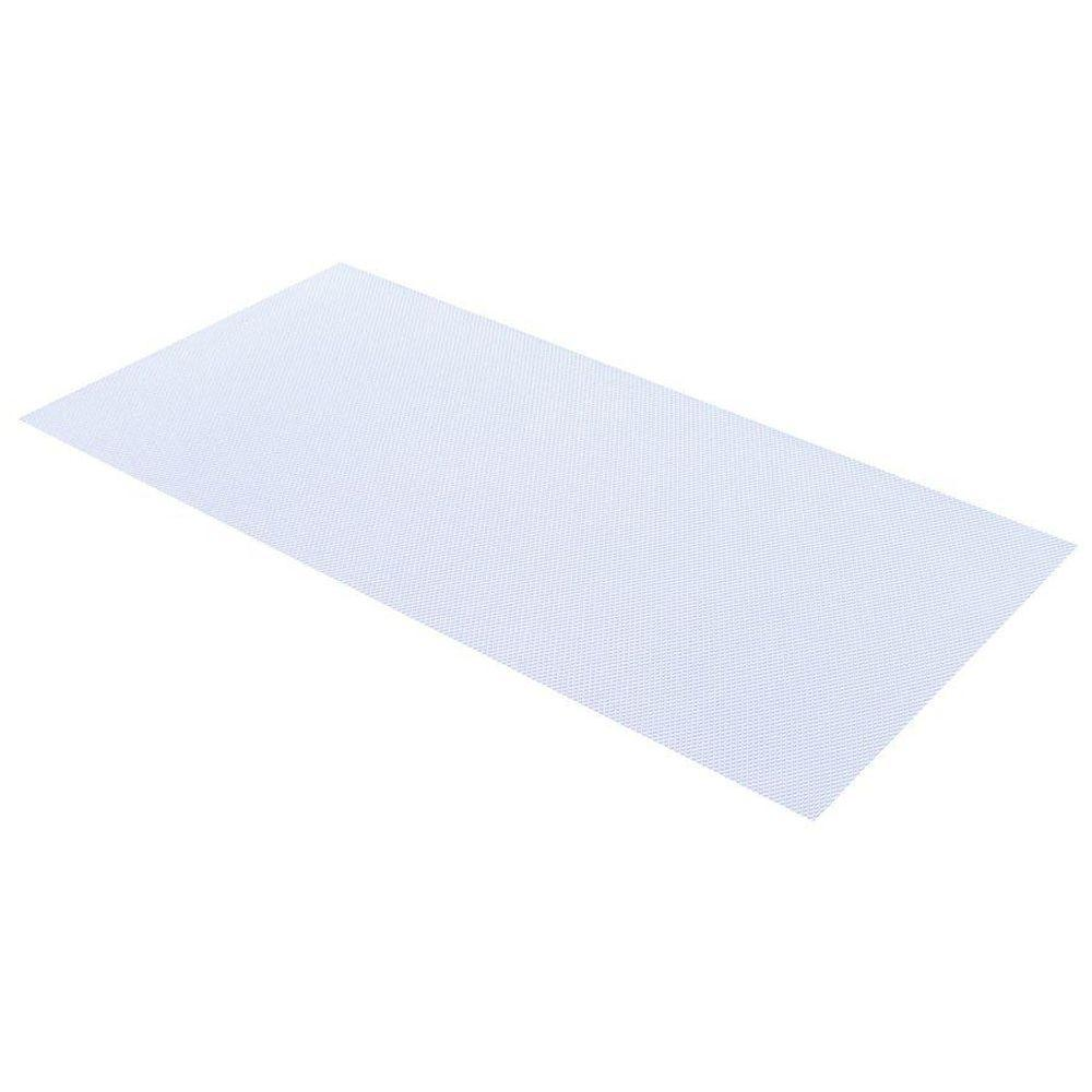 OPTIX 23.75 in. x 47.75 in. White Acrylic Light Panel-1A20084A - The ...