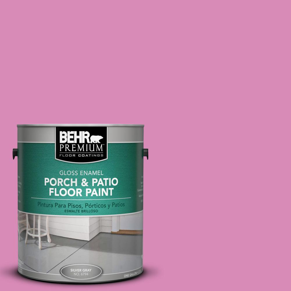 1 gal. #P120-3 High Maintenance Gloss Interior/Exterior Porch and Patio Floor