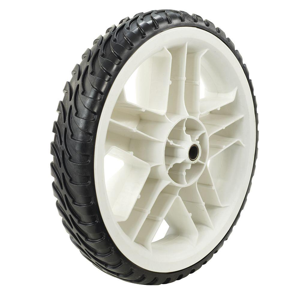 Toro 11 in. Replacement Rear Wheel for 22 in. High Wheel Models (2011-Current)