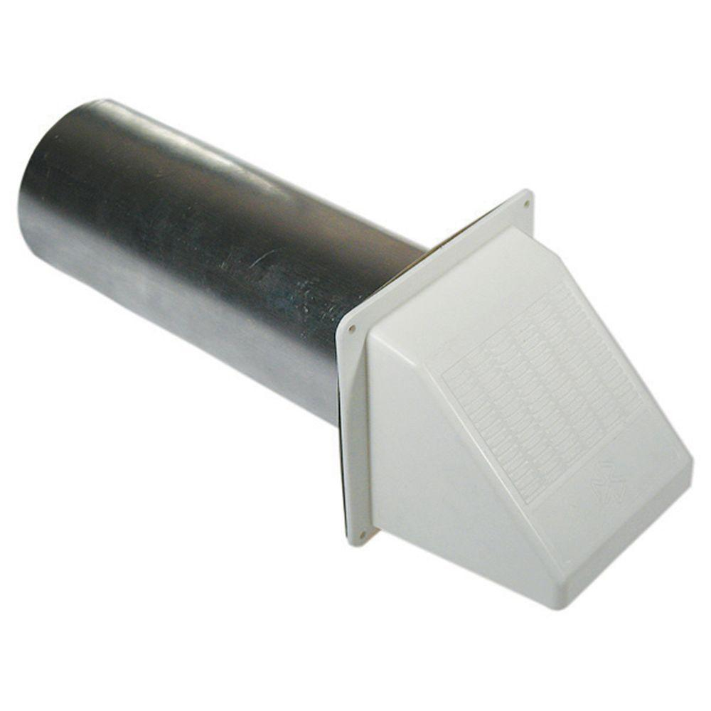 Hood Exhaust Pipe : Speedi products in plastic wide mouth exhaust hood