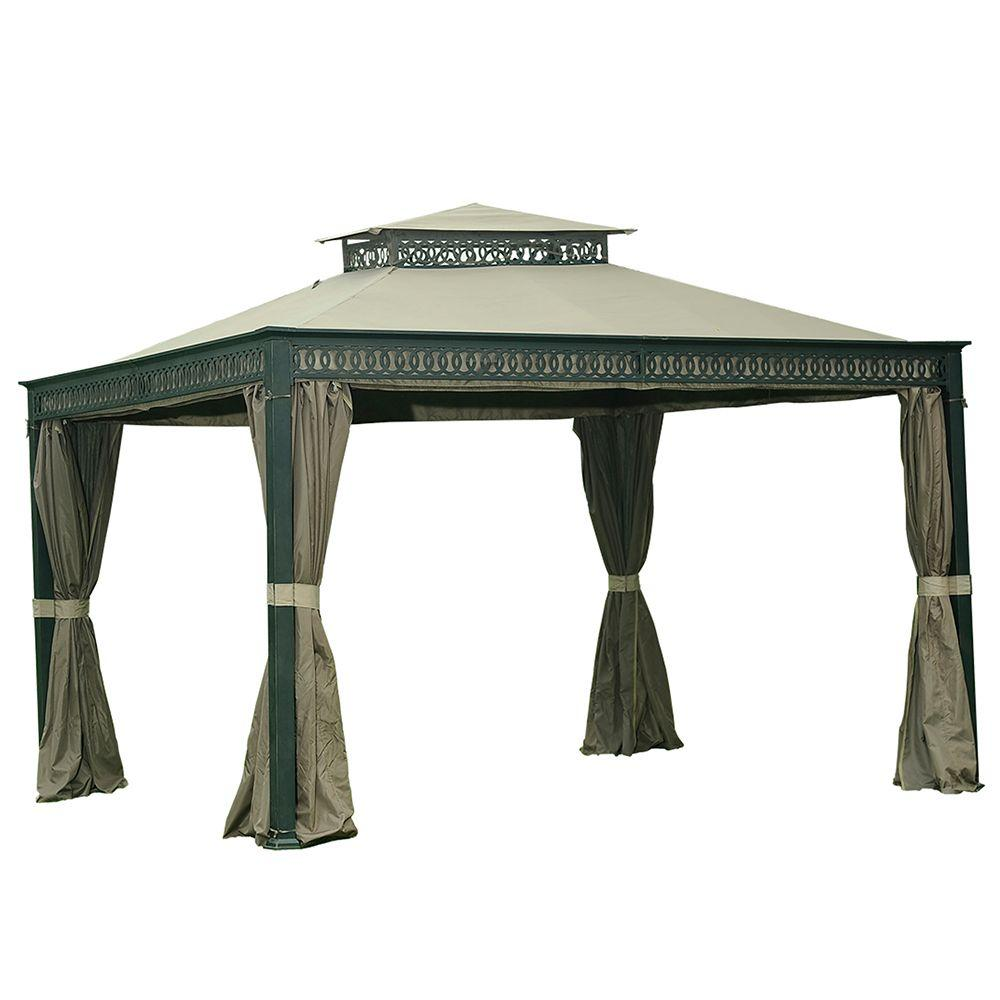 Patio Gazebo/Canopy - The Home Depot