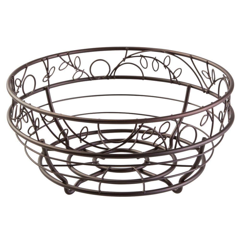 interDesign Twigz Fruit Bowl in Bronze