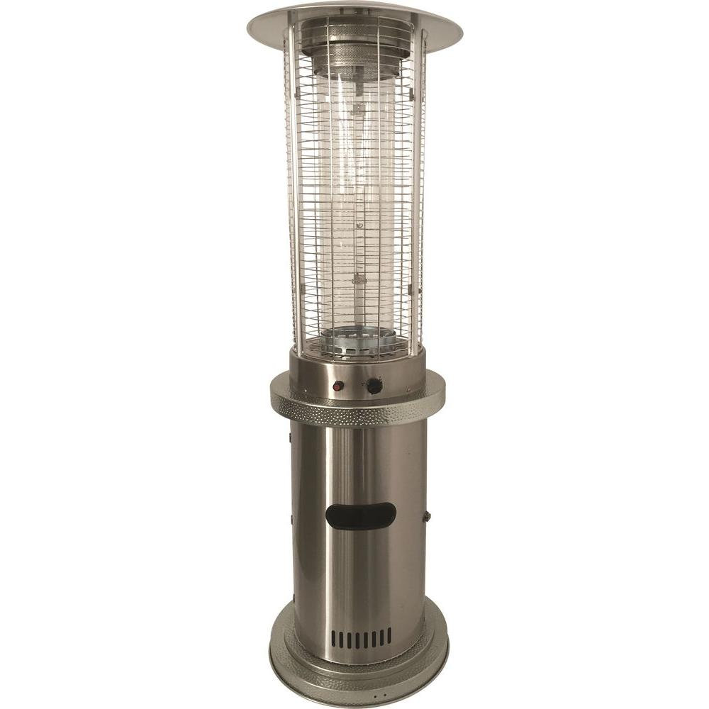 Bond Manufacturing 46,000 BTU Stainless Steel Rapid Induction Gas Patio Heater