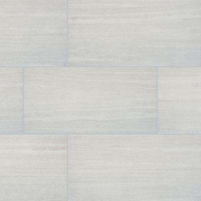 Classico Blanco 12 in. x 24 in. Matte Porcelain Floor and Wall Tile (16 sq. ft. / case)
