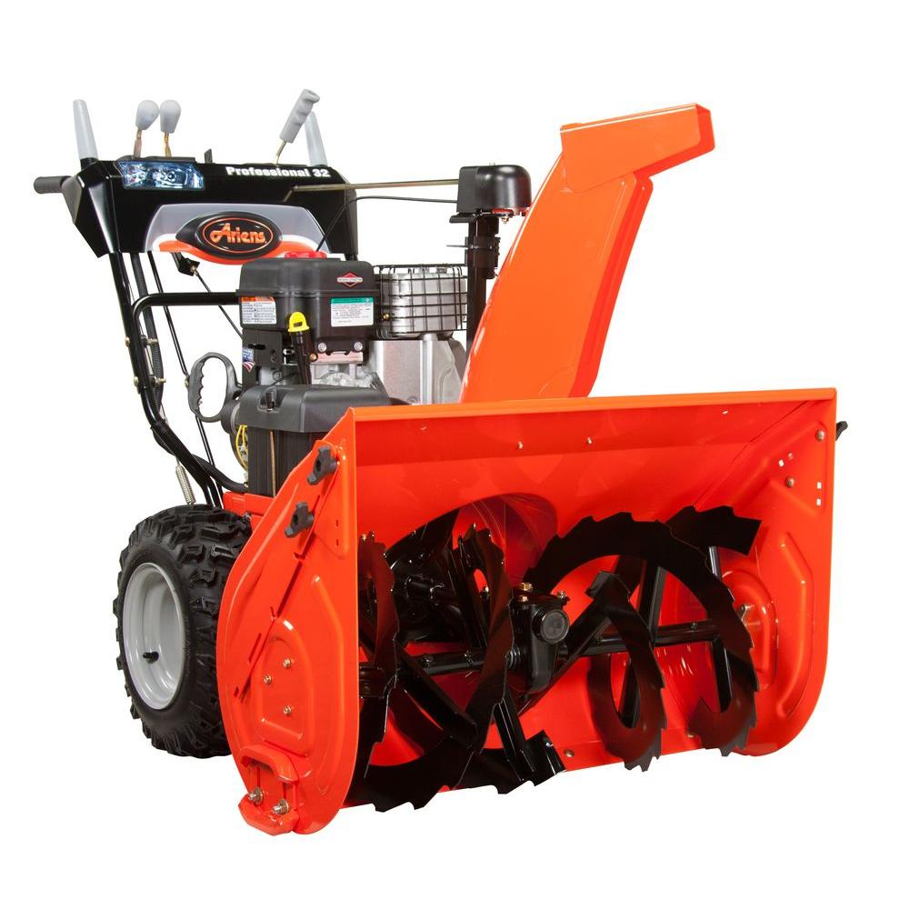 Ariens Professional Series 32 in. Two-Stage Keyed Electric Start Gas Snow Blower