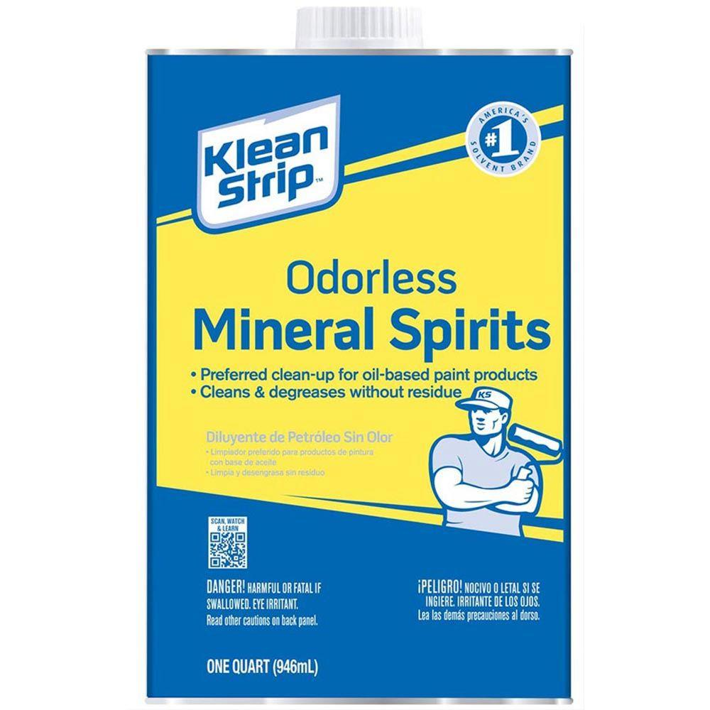 Klean-Strip 1 qt. Odorless Mineral Spirits
