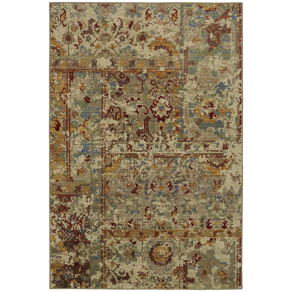 Mohawk Home Tobey Marigold 9 5 Ft X 12 9 Ft Area Rug