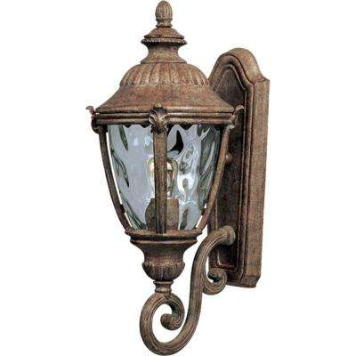 Morrow Bay DC 1-Light Earth Tone Outdoor Wall Mount