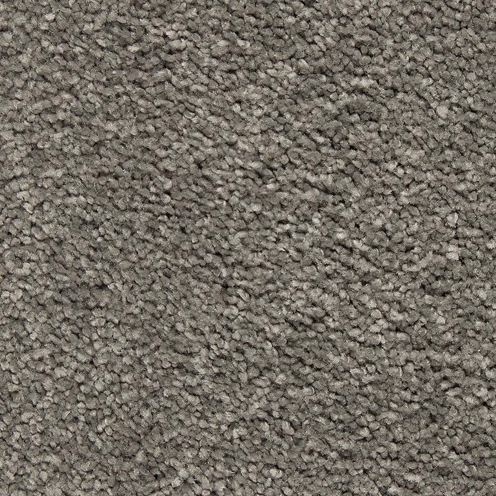 Carpet Sample - Castle I - Color Sharkfin Textured 8 in. x 8 in.