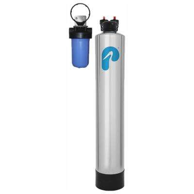 15 GPM Whole House Carbon Water Filtration System