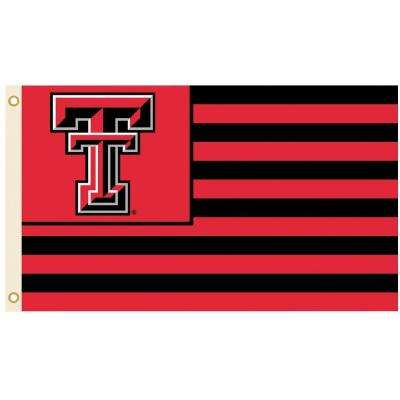 NCAA 3 ft. x 5 ft. Texas Tech Flag