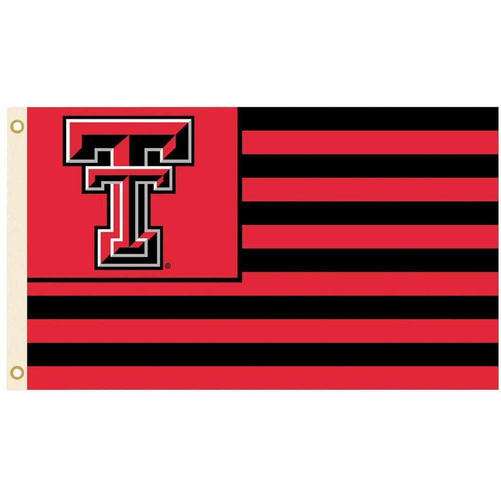 NCAA 3 ft. x 5 ft. Texas Tech Flag