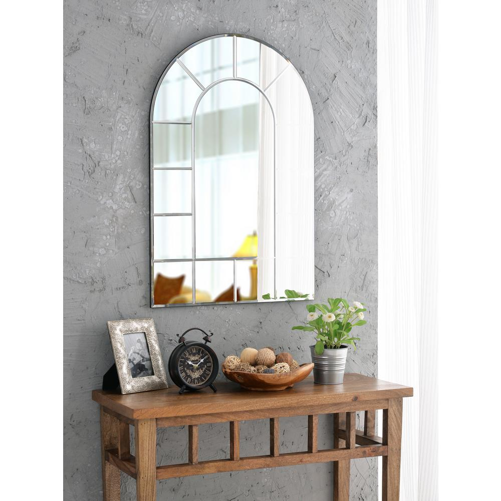 Kenroy Home Finestra Arch Decorative Wall Mirror-60246 ... on Wall Mirrors Decorative id=42137