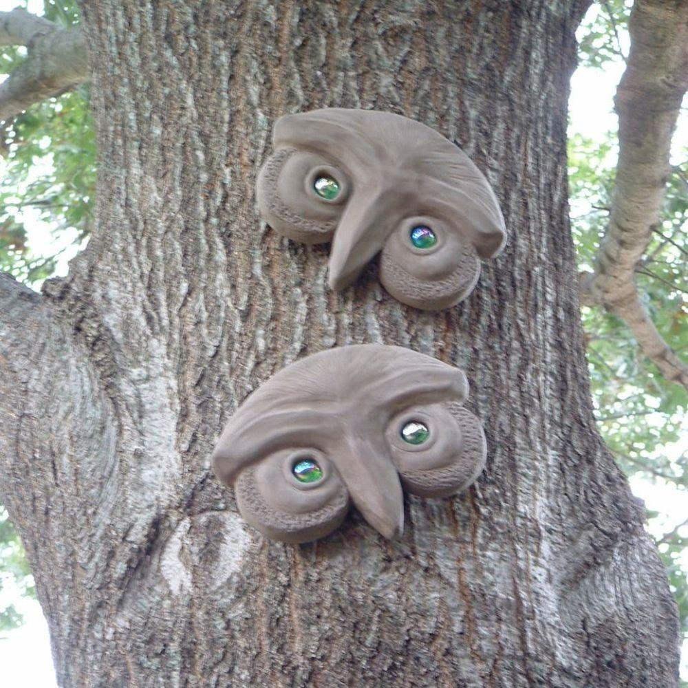 Diamond Products Mr & Mrs Who Tree Face