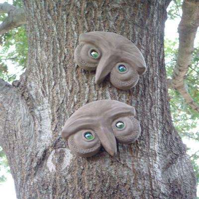 Mr & Mrs Who Tree Face