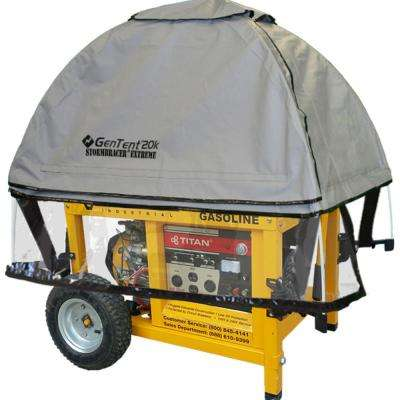 Running Cover - Universal Kit for Portable Generators over 10,000-Watts