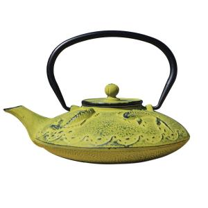 Click here to buy Old Dutch Agon Koi 3.12-Cup Teapot in Moss Green by Old Dutch.