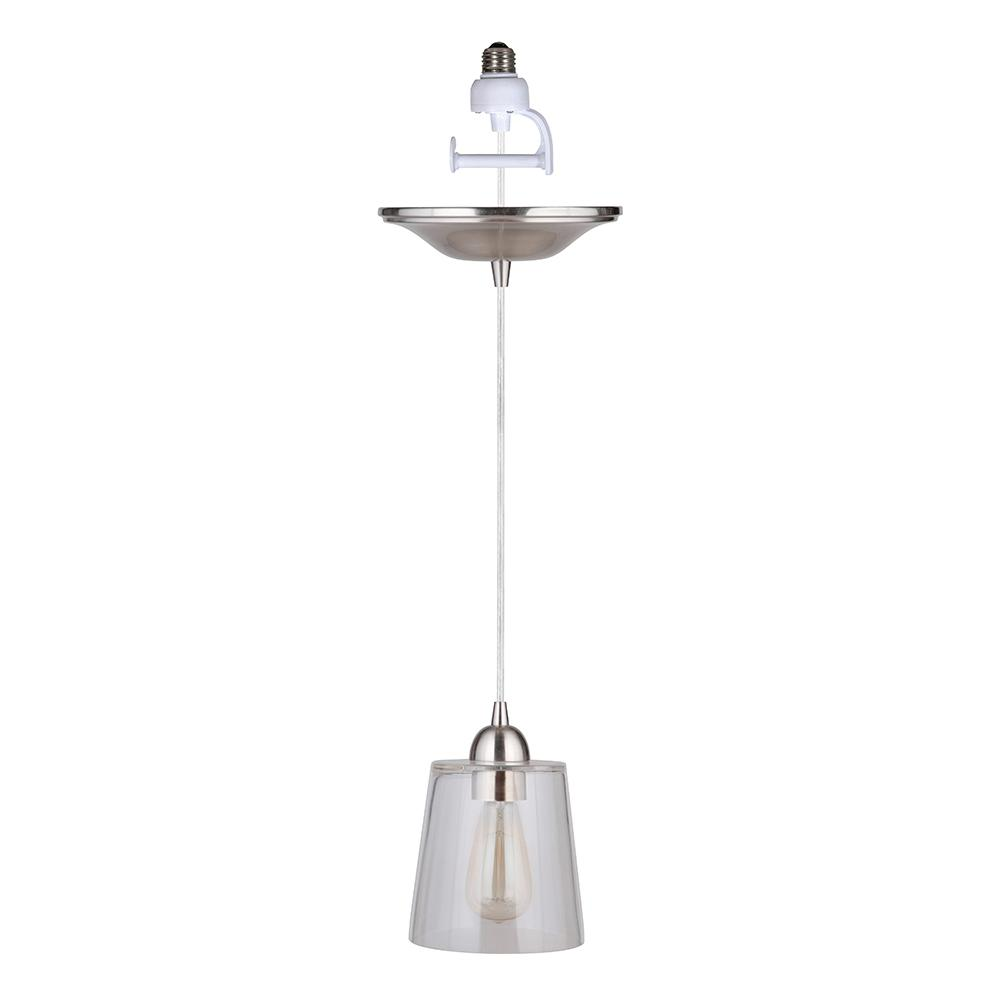 Worth Home Products Instant Pendant 1-Light Recessed Light