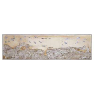 "20 in. H x 70 in. W ""Dreamview"" by Charlene Lynch Framed Canvas Wall Art"