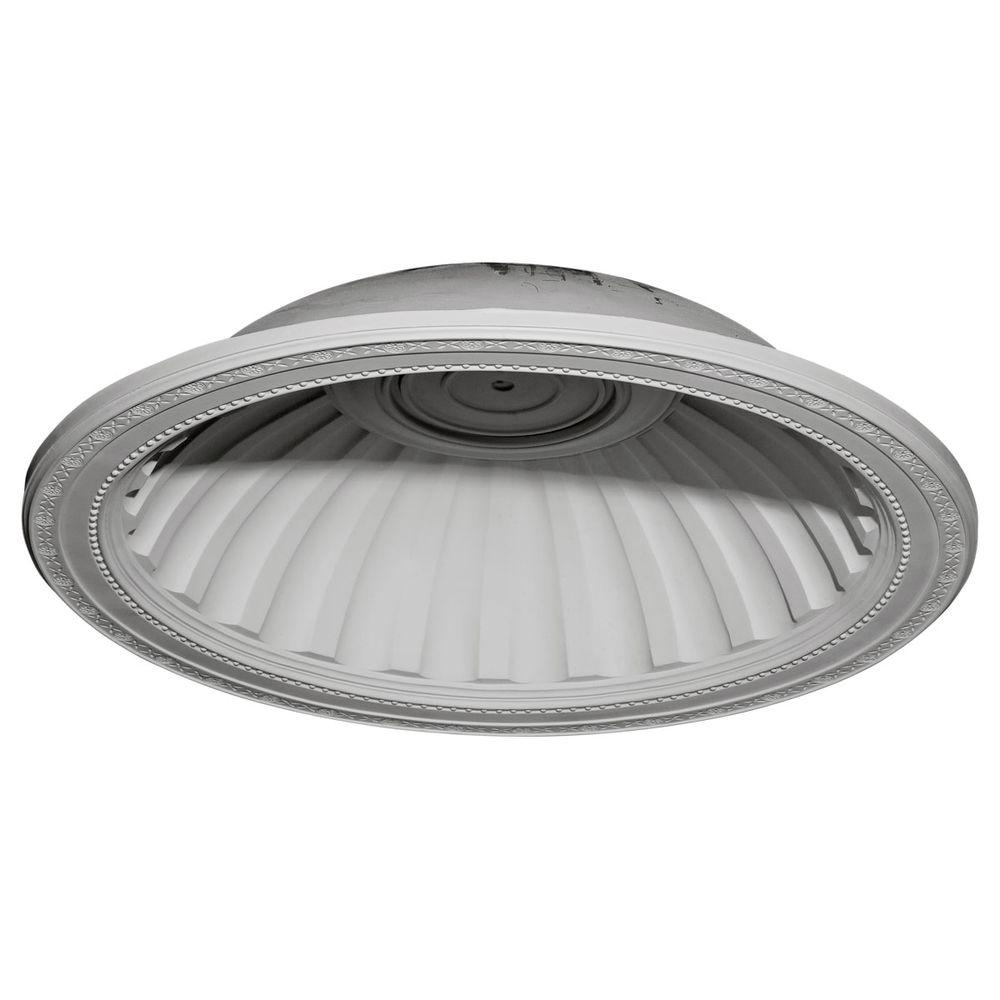 31-7/8 in. Milton Recessed Mount Ceiling Dome