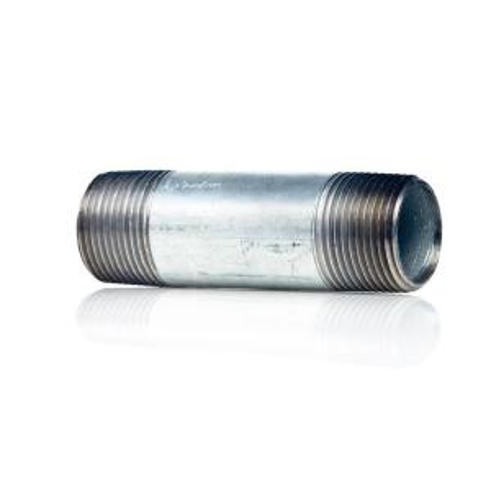 1/2 in. x 2 in. Galvanized Steel Nipple